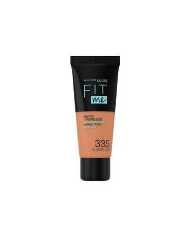 Base De Maquillaje Maybelline Fit Me Matte Y Sin Poros 335 X 30Ml Maybelline - 1