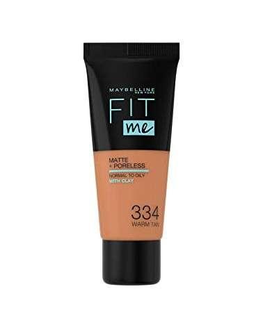 Base De Maquillaje Maybelline Fit Me Matte Y Sin Poros 334 X 30Ml Maybelline - 1