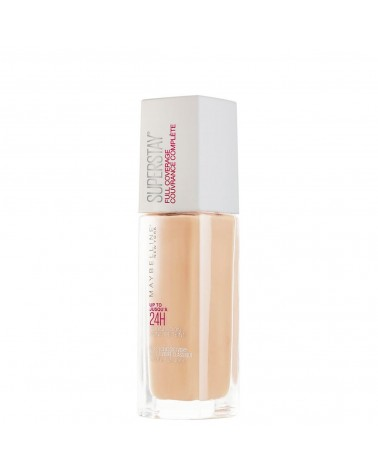Base De Maquillaje Maybelline Super Stay 24Hs Full Coverage Classic Ivory X30 Ml Maybelline - 1