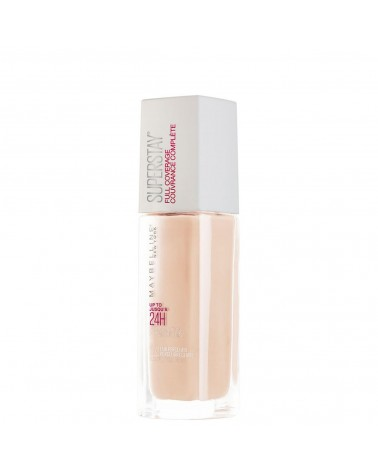 Base de Maquillaje Maybelline Super Stay 24hs Full Coverage Fair Porcelain x30 ml Maybelline - 1