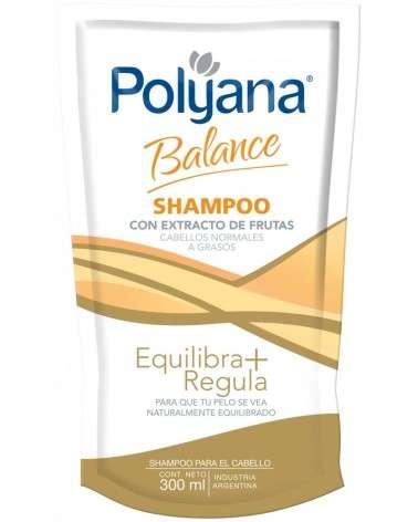 Shampoo Polyana Balance X 300 Ml Doy Pack Polyana - 1
