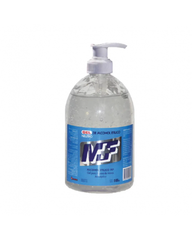 Alcohol Mf En Gel 70 500Cc  - 1