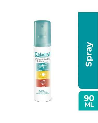 Caladryl Inc. Spray X 90 Ml CALADRYL - 1