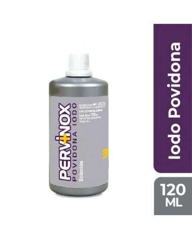 PERVINOX SOLUCION X 120 ML PERVINOX - 1