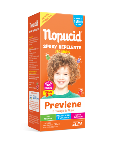 Nopucid Spray Repelente 80 Ml NOPUCID - 1