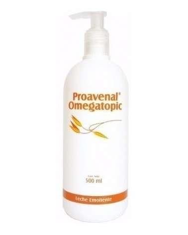 Proavenal  omegatopic leche emoliente x500ml Proavenal - 1