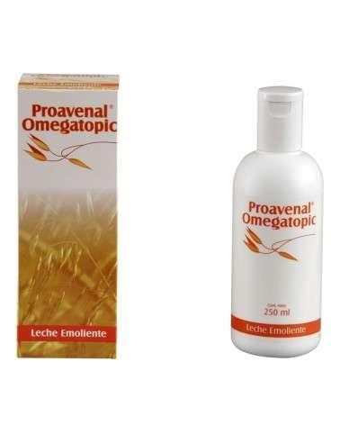Proavenal  Omegatopic Leche Emoliente X250Ml Proavenal - 1