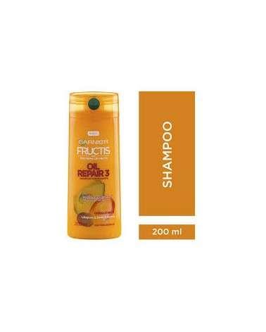 Shampoo Oil Repair 3 Fructis Garnier 200Ml Garnier - 1