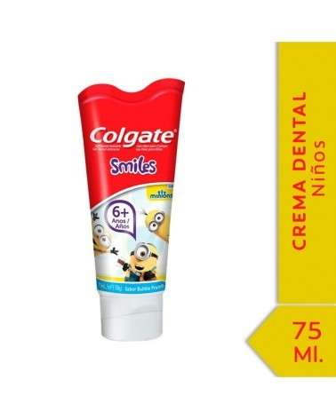 Crema Dental Colgate Smiles Minions 6+ Años 75Ml Colgate - 1
