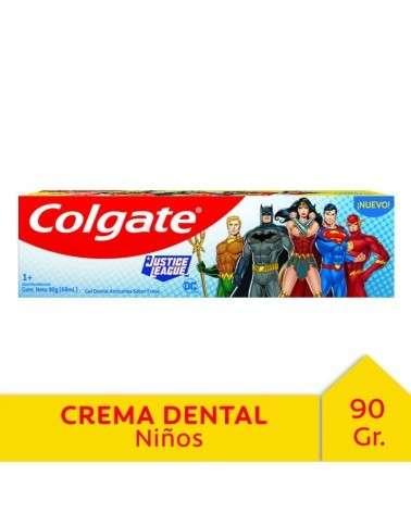 Crema Dental Colgate Kids Justice League 90G Colgate - 1