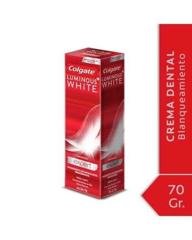 Crema Dental Colgate Luminous White Advanced Expert 70G Colgate - 1