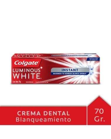 Crema Dental Colgate Luminous Instant 70Grs Colgate - 1