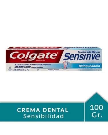 Crema Dental Colgate Sensitive Blanqueadora 100G Colgate - 1