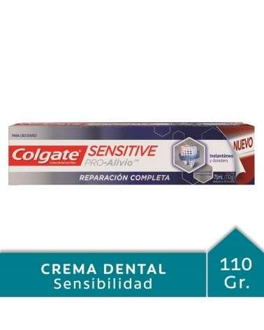 Crema Dental Colgate Sensitive Pro-Alivio Reparación Completa 110G Colgate - 1
