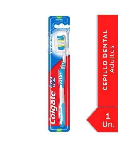 Cepillo Dental Colgate Extra Clean Medio 1Unid Colgate - 1