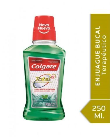 Enjuague Bucal Colgate Total 12 Aliento Saludable 250ml Colgate - 1