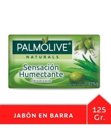 Jabón En Barra Palmolive Naturals Oliva Y Aloe 125G Palmolive - 1