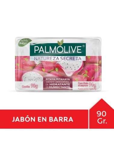 Jabón En Barra Palmolive Natureza Secreta Pitaya 90G Palmolive - 1