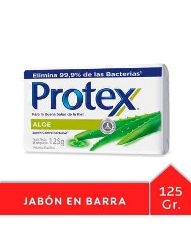 Jabón En Barra Protex Aloe 125G Protex - 1