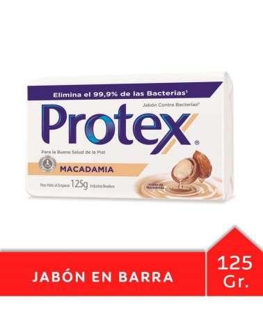 Jabón En Barra Protex Macadamia 125G Protex - 1