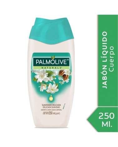Jabón Líquido Corporal Palmolive Naturals Jazmín Y Manteca De Cacao 250Ml Palmolive - 1