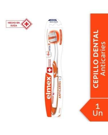 Cepillo Dental Elmex Anticaries Suave 1Unid Elmex - 1
