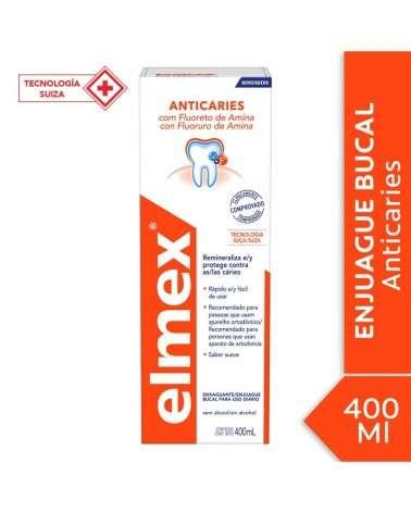 Enjuague Bucal Elmex Anticaries 400ml Elmex - 1