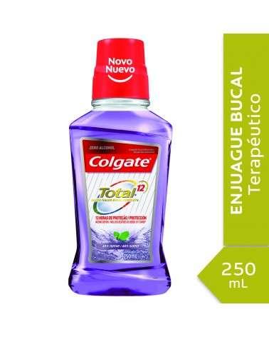 Enjuague Bucal Colgate Total 12 Tartar Defense 250ml Colgate - 1