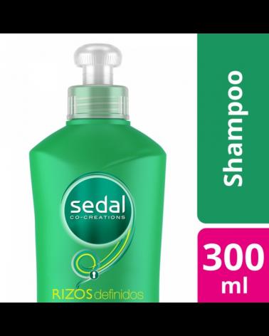 Sedal Cr Pein Rizos Definidos 12X300Ml Sedal - 1