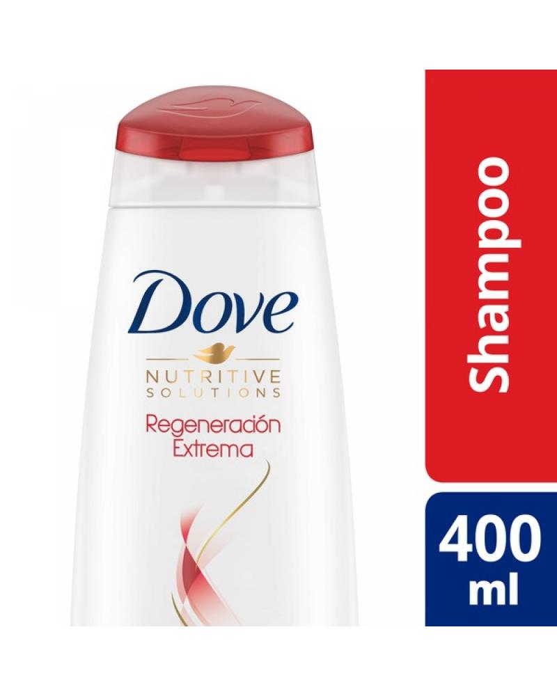 Dove Sh Regeneracion Extrema X400Ml Dove - 1