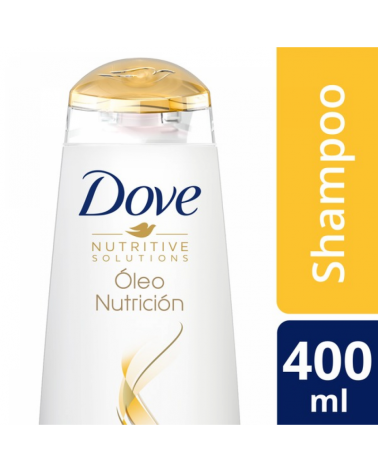 Dove Sh Oleo Nutricion X400Ml Dove - 1
