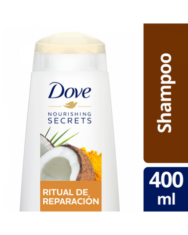 Dove Sh Ritual De Reparacion X400Ml Dove - 1