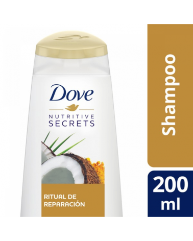 Dove Sh Ritual De Reparacion X200Ml Dove - 1