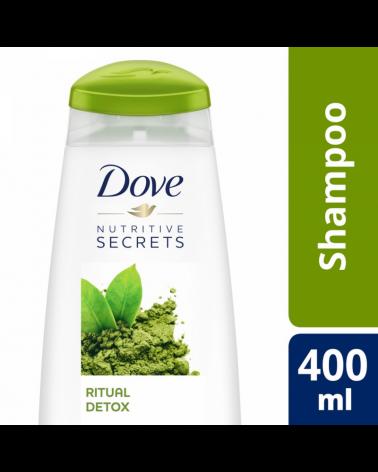 DOVE SH RITUAL DETOX 12X400ML Dove - 1