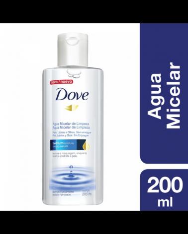 DOVE AGUA MICELAR 12X200ML Dove - 1