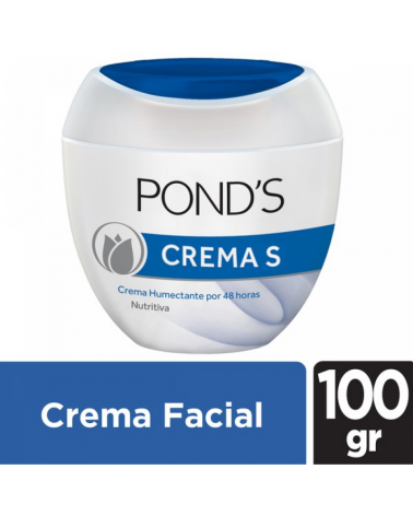Ponds Cr S Humectante Nutritiva 24X100G Ponds - 1