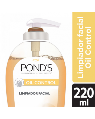 Ponds Lim Fac Oil Free 12X220Ml Ponds - 1
