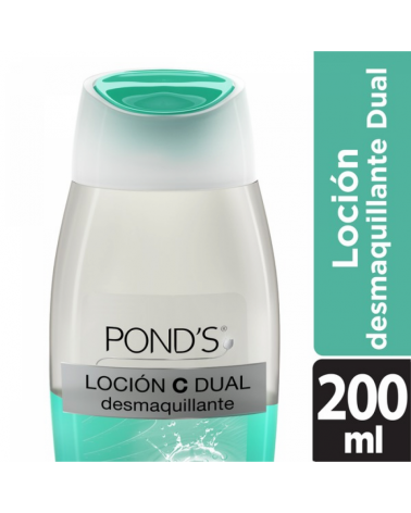 Ponds C Loc Limp Dual 12X200Ml Ponds - 1