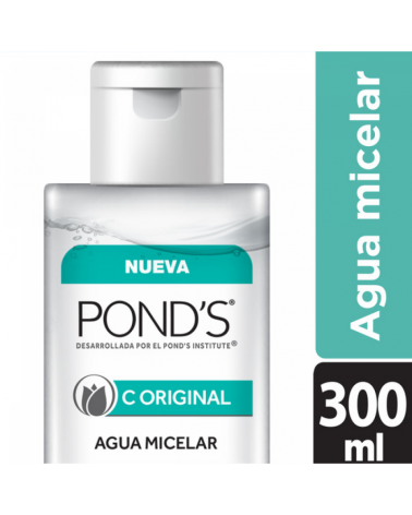 Ponds Agua Micelar Original 12X300Ml Ponds - 1
