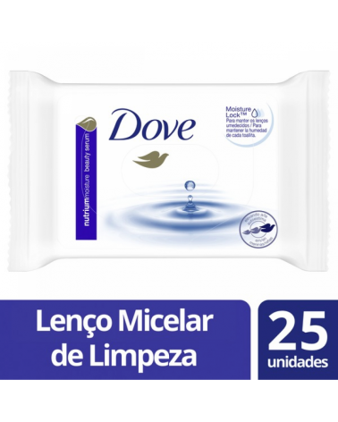 DOVE TOALLITAS LIMPIEZA MICELAR 12X25UN Dove - 1