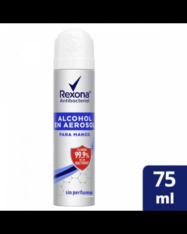 REXONA AER ALCOHOL ANTIBAC X75ML Rexona - 1