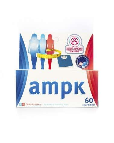 Ampk 60 Comp Framingham Pharm - 1