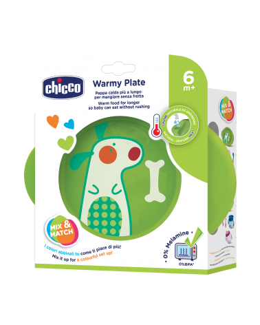 CHICCO - Plato Termico Neutral +6M Chicco - 1