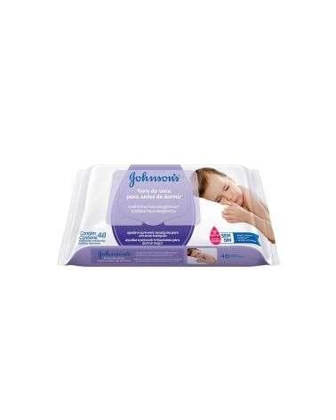Toallitas Húmedas Para Bebé Johnson'S Hora Del Sueño X 48 Un. Johnson's Baby - 2