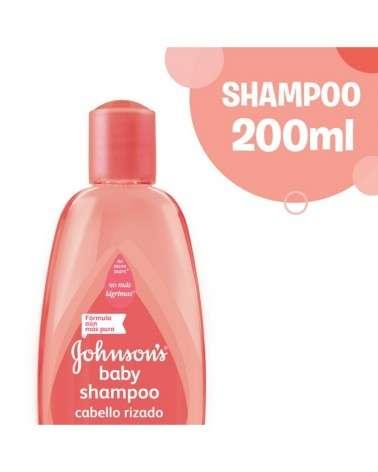 Shampoo Para Bebé Johnson'S® Rulos Definidos X 200 Ml. Johnson's Baby - 1