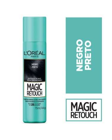 Magic Retouch de Loreal Paris Negro x 75 ML  - 1