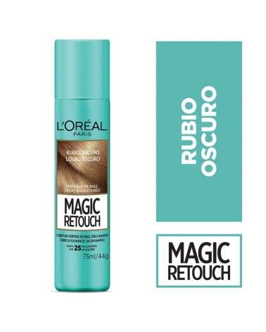 Magic Retouch de Loreal Paris Rubio Oscuro x 75 ML  - 1